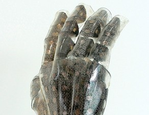 New artificial skin is the future of prosthetics